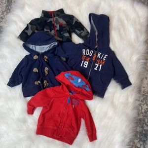 Baby Boy Bundle of Clothing. 0-3M. 15 Pieces